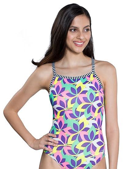 7e8c2ebb06 Amazon.com: Dolfin Uglies V-2 Back Swimsuit | Women's Bathing Suit: Clothing