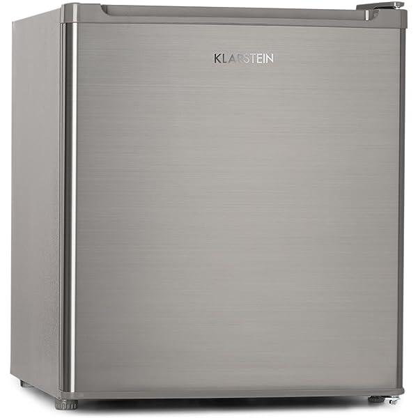 Klarstein Garfield Eco - Mini Congelador 4 estrellas, Nevera 34 ...