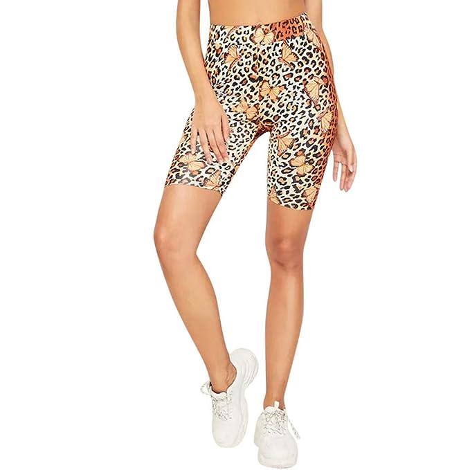 RISTHY Pantalones Deportivos Mujer, Leggings Mujer 3/4 ...