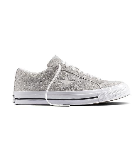 Converse Lifestyle One Star Ox, Zapatillas Unisex Adulto: Amazon.es: Zapatos y complementos