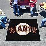 "Team Fan Gear Fanmats San Francisco Giants Tailgater Rug 60""72"" MLB-6622"