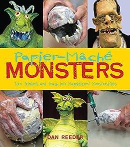 Mache monsters pdf papier