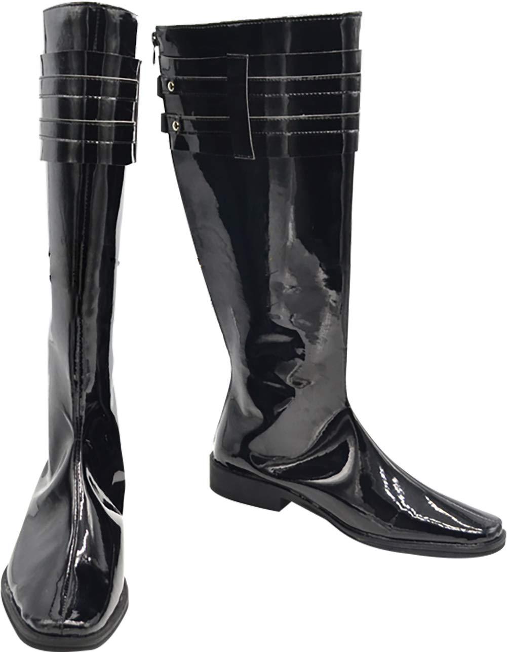 GSFDHDJS Cosplay Boots shoes for Touken Ranbu Nikkari Aoe