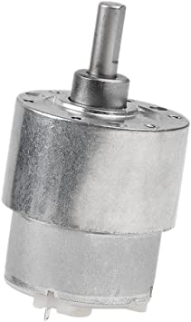 2,5NM 37 mm Drehmoment DC Getriebemotor Motor Getriebemotor Nenndrehmoment