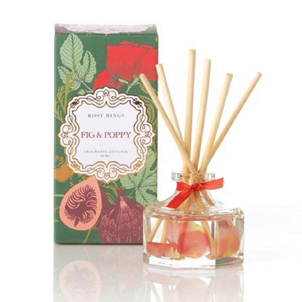 Rosy Rings Fragrance Diffuser (Fig & Poppy)