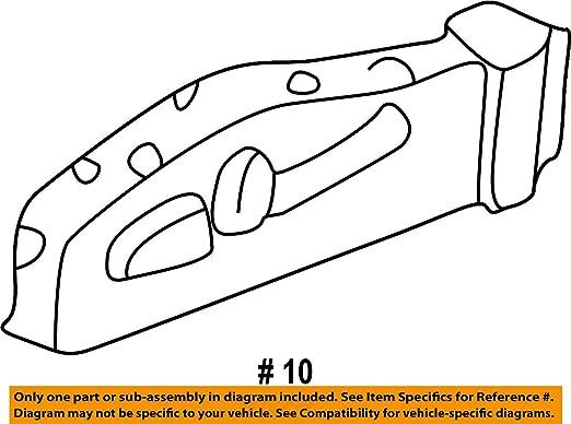 Amazon Com Bmw X3 E83 E85 E63 E46 Front Right Seat Control Switch