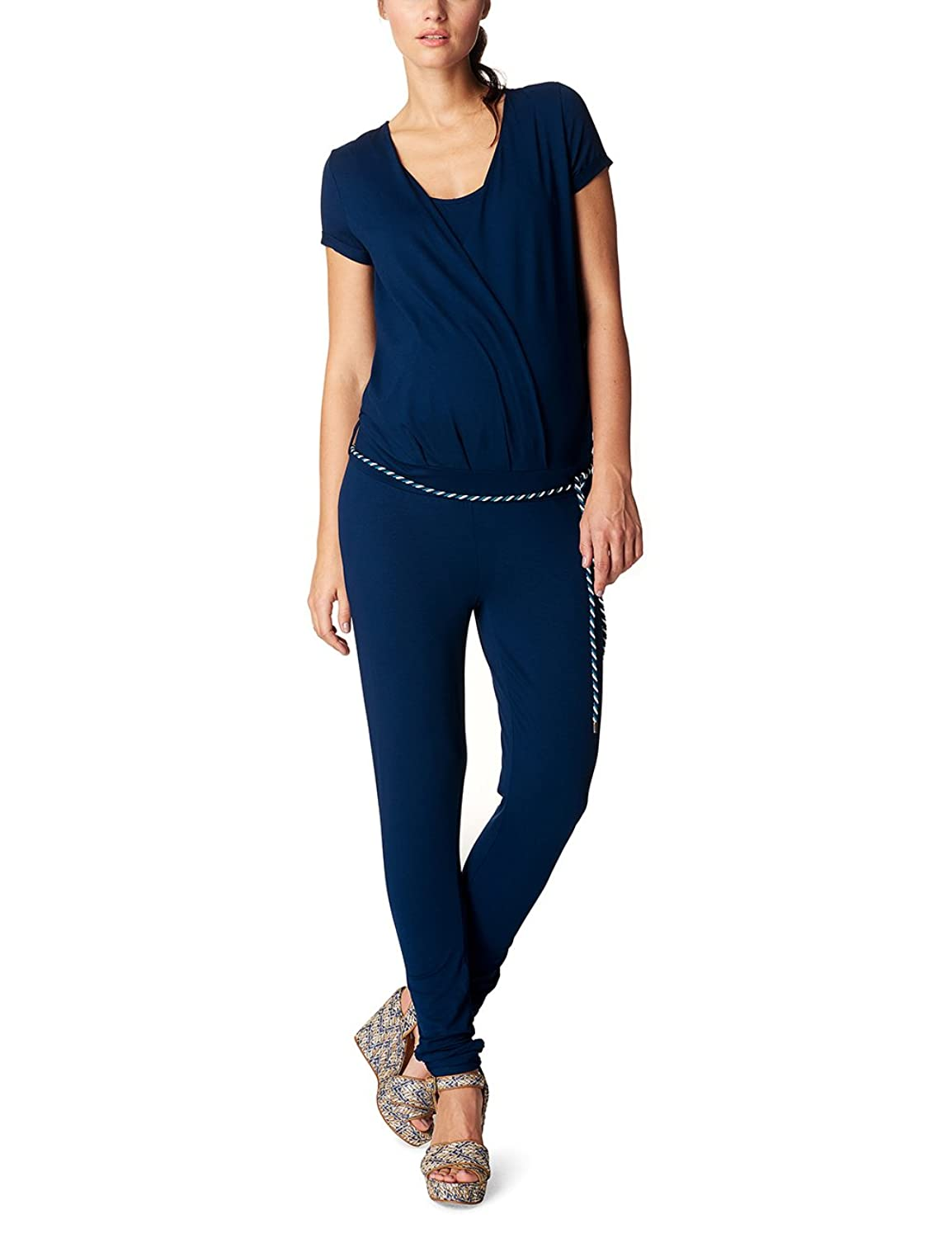 Noppies Damen Umstandsoverall Jumpsuit Ss Chloe 70212