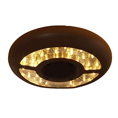 """The Gerson Company 2201470 Battery Operated LED Umbrella Light with Up & Down Pattern, 8"""" : Garden & Outdoor"""
