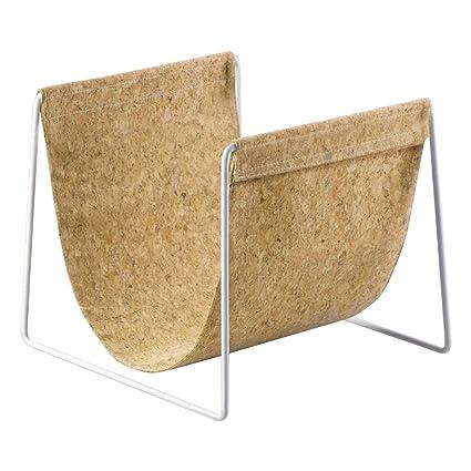 InterDesign - Quinn - Porta Toallas; para toallones, Toallas de Mano, paños -