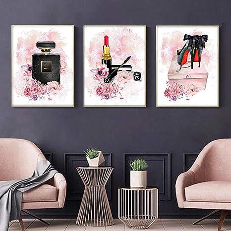 Pink Wall Art Prints Bedroom Wall Decor Pink Flowers Print Pink Decor Bedroom Decor For Women Pink Flowers Art Wall Art Abstract Bedroom Art Prints Art Collectibles Delage Com Br