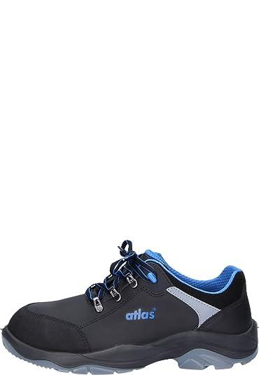 Chaussures Pour Sécurité Noir Eu Atlas Noir 38 De Femme 6t4nwq