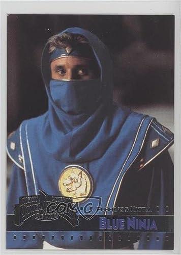 Blue Ninja (Trading Card) 1995 Fleer Ultra Mighty Morphin ...