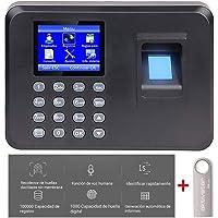 Aktivstar Máquina Fichar de Asistencia Biométrica de Huella
