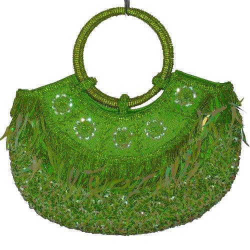 Verde De Asas Para Geko Bolso Mujer q4X7apwp