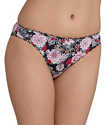 592622ef1ba Image Unavailable. Image not available for. Color  FREYA Womens Retro Bloom  Brief ...