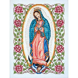 Tobin caliente our lady of guadalupe counted for Our lady of guadalupe arts and crafts