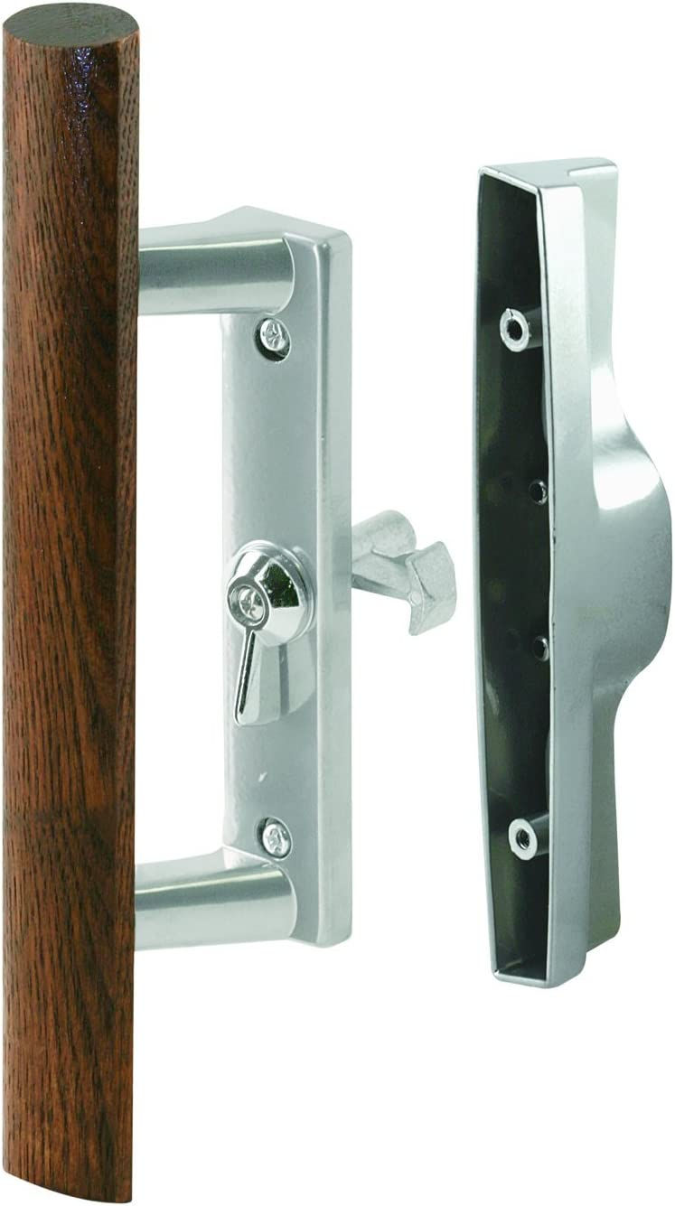 Prime-Line Products C 1190 Sliding Glass Door Pull Handle 6-1//2 in 6-5//8 in.