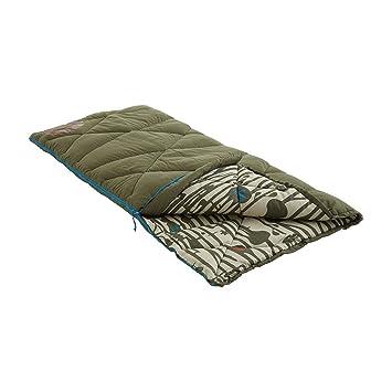 Nomad Saco de Dormir Sleepyhero Junior Verde/Azul Única: Amazon.es: Deportes y aire libre
