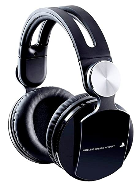 Sony Pulse Wireless Stereo Headset (PS3)  Amazon.co.uk  PC   Video Games 87a3ff250d3e9