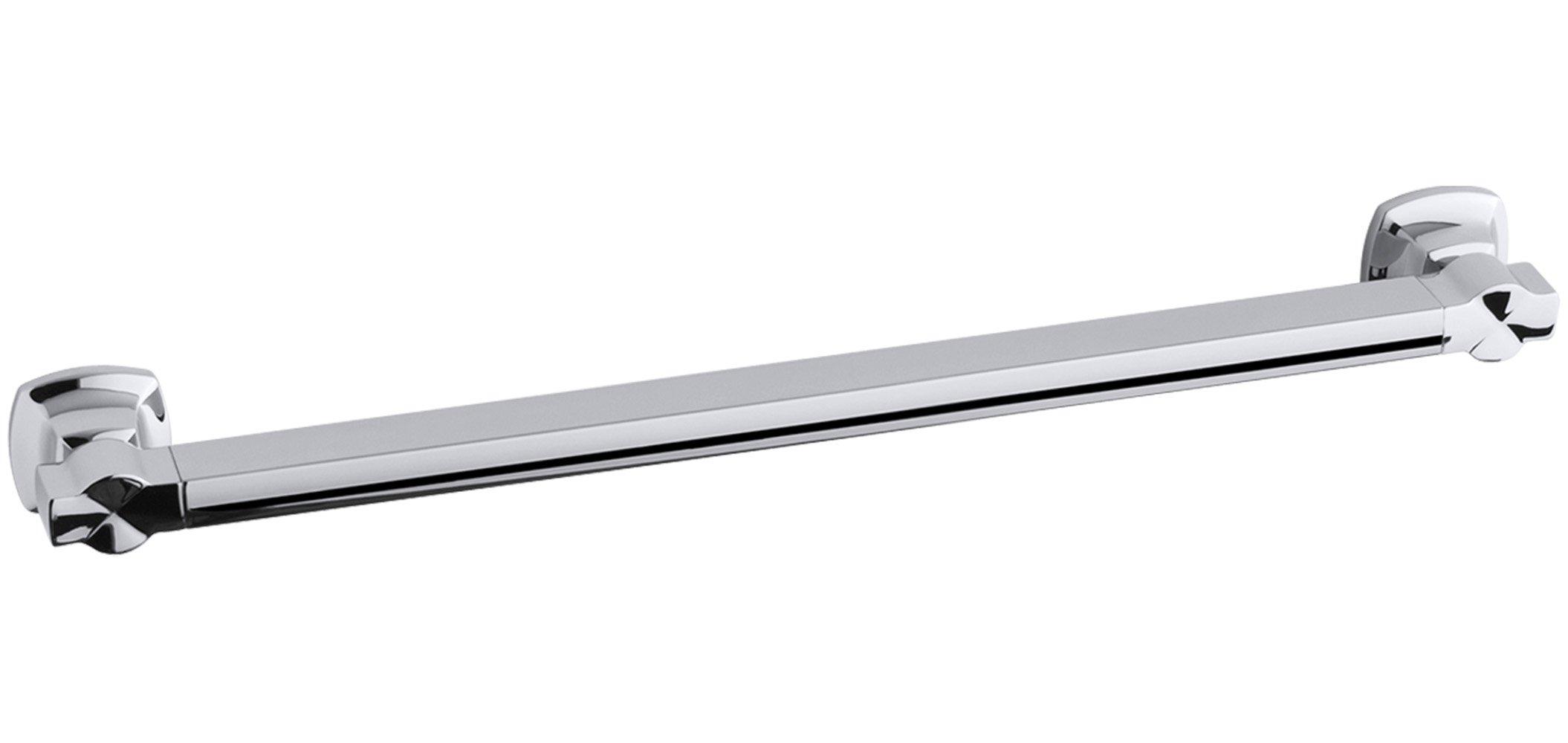 Kohler K-11883-S Margaux 24'' Grab Bar, Polished Stainless