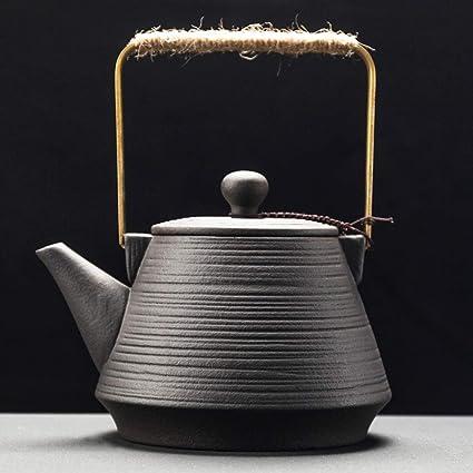Cerámica Health Pot Tea Pot Levantamiento de la viga Eléctrica Estufa de cerámica Tea Pot Pot