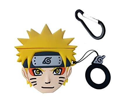 Amazon.com: Funda para Airpods de Naruto Uzumaki Naruto, con ...