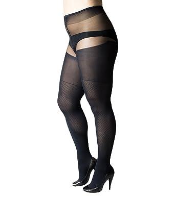 stockings Curvy pantyhose