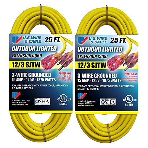 extension cord 12 3 - 5