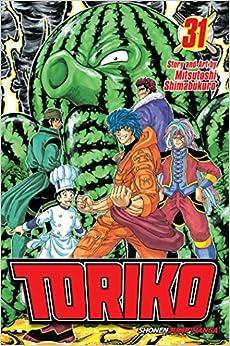 Book Toriko, Vol. 31: Hex Food World