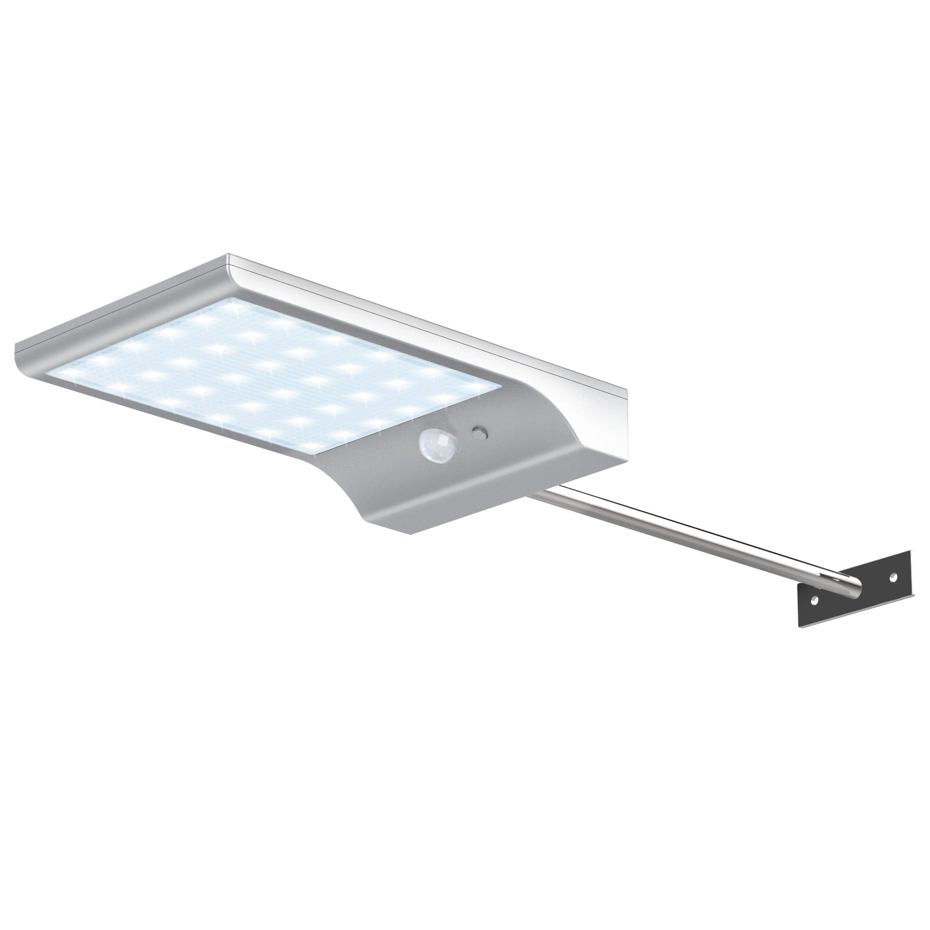 Innogear Solar Gutter Lights With Mounting Pole Outdoor Motion Sensor Detecto.. 14