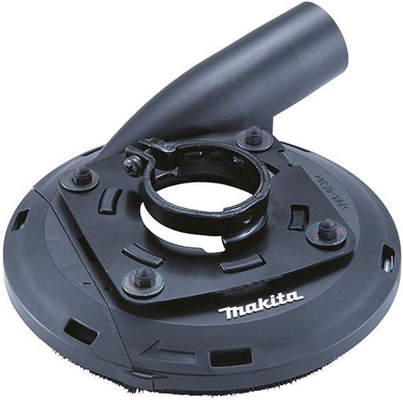 Makita 195239-9 - Colector de polvo para moladoras 115mm y 125mm ...