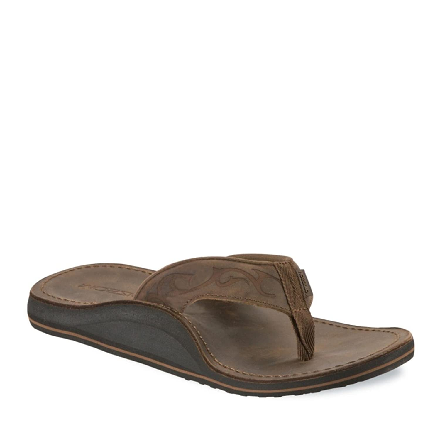 32c4a779a99 Moszkito Archy 400 Brown Mens - Arch Support Flip Flops 12 M US  Amazon.ca   Shoes   Handbags