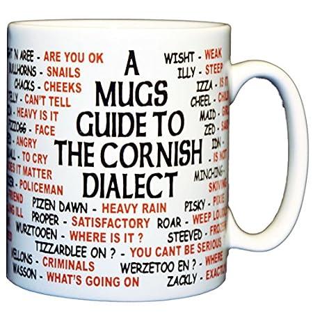 Cornish Dialect Ceramic Coffee Mug – Makes an Ideal Gift 61yapNXjCUL