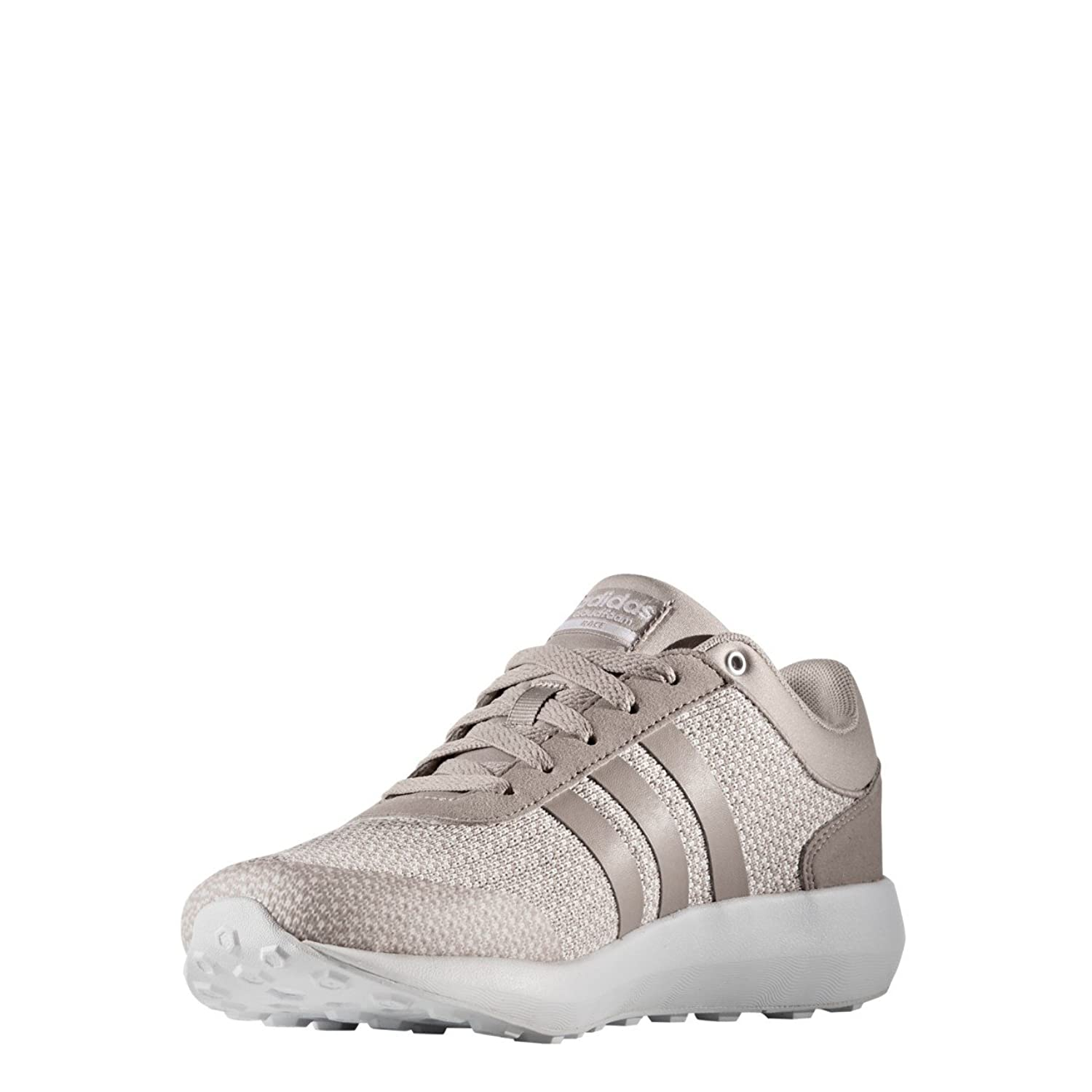 size 40 a5ad2 5d4e7 DEPORTIVA MUJER ADIDAS NEO - CLOUDFOAM RACE AW3842 BEIG bueno