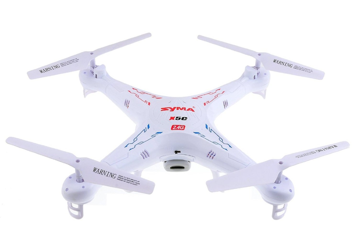 Syma X5C Quadcopter equipped with HD cameras, 2.4G 6 Axis Gyro
