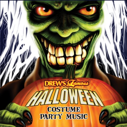 DF HALLOWEEN COSTUME PARTY CD (Drew's Famous Halloween Costume Party Music)