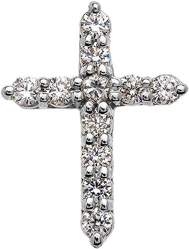"2.25/"" Huge Jesus Christ Crucifix Cross Pendant Charm Real 10K Yellow White Gold"