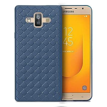 CaseExpert Samsung Galaxy J7 Duo (2018) Funda, Lujo Carcasa Cover Case Funda de Gel TPU Silicona para Samsung Galaxy J7 Duo (2018)