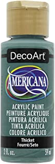 product image for DecoArt Americana Acrylic Paint, 2-Ounce, Thicket