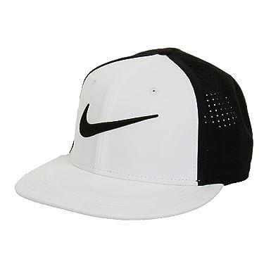 nike dri fit baseball cap featherlight 20 sports swoosh toddler training vapor true black white
