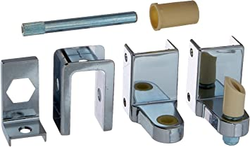 Crl Gravity Hinge Assembly For Restroom Partitions Amazon Com