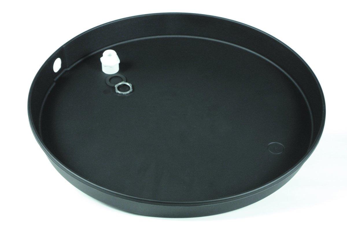 Camco 11360 24-Inch ID Plastic Drain Pan