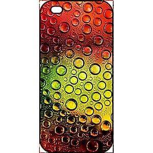 Carcasa Apple iPhone 5efecto textura agua en color