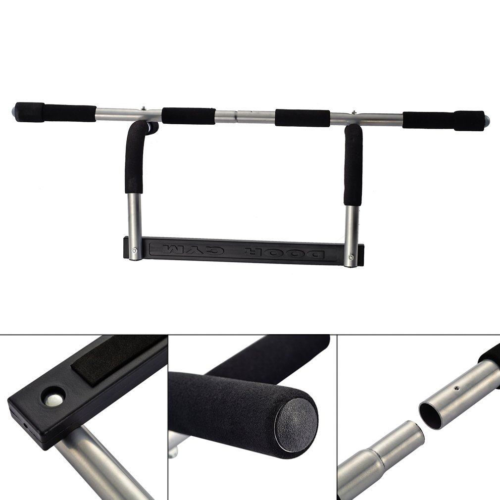 Rovate® Pull-up bar da 4 in1 in acciaio, Barra da porta per ...