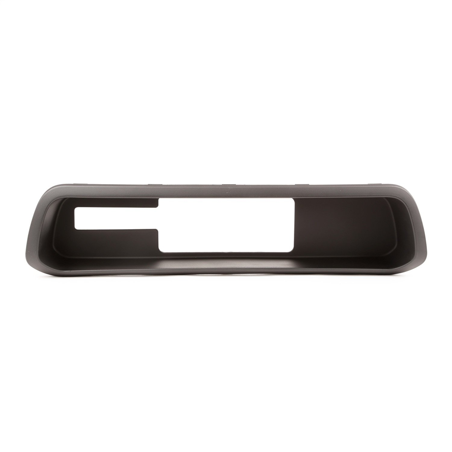 Omix-ADA 12682.28 Black Rear Bumper Hitch Fascia for Renegade by Omix-Ada