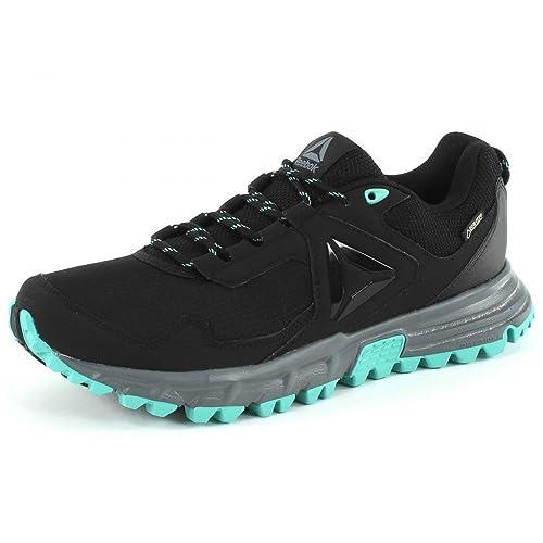 9ef6c293dc57 Reebok Sawcut 5.0 Gore-TEX Women s Trail Running Shoe - SS18-7 - Black
