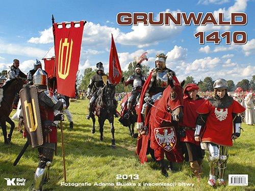 Kalendarz 2013 Grunwald 1410 Adam Bujak