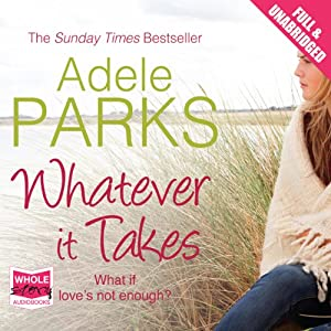 Whatever It Takes Audiobook