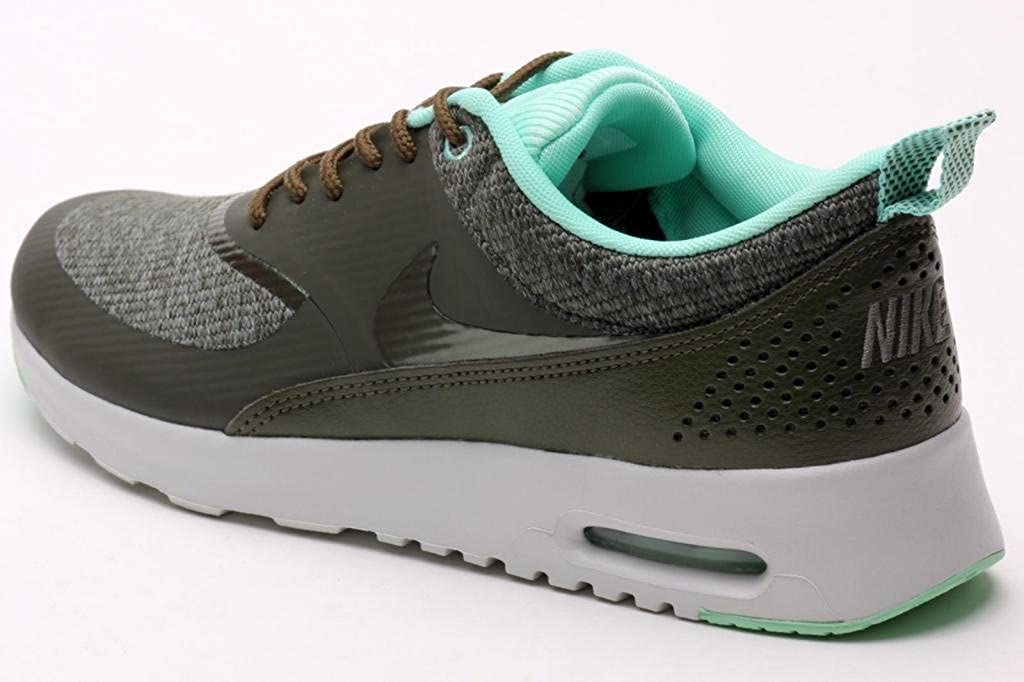 buy online d07bc 0a7ec Economize Nike Womens Air Max Thea Prm Cargo Khaki Light Ash Grey  616723-301 9  Amazon.ca  Shoes   Handbags