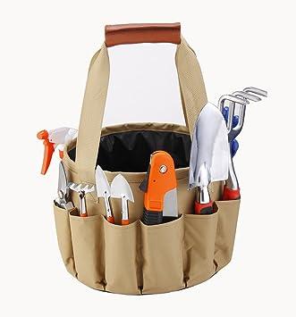 Juego de herramientas de jardín Kit de jardinería para tra